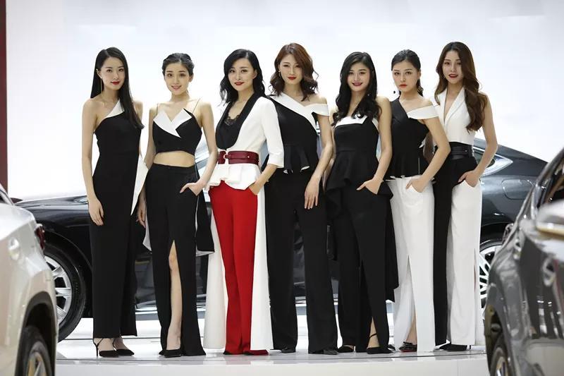 2019重庆车展太fashion图片