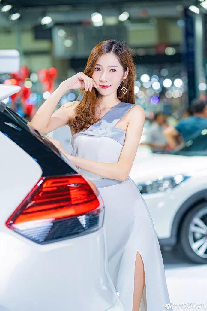 南宁汽车展时间 南宁2019车展模特