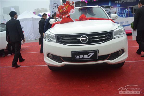 紧凑型SUV海马S7
