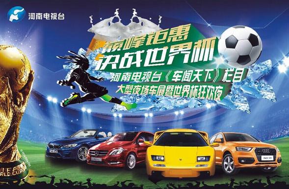 2014郑州首届大型夜场车展