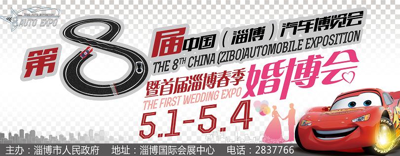 2014第八届中国(淄博)汽车博览会