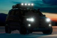 雪佛兰全新Niva概念车莫斯科车展发布