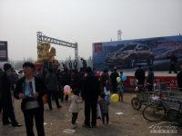 东风日产新世代奇骏于邢台七里河车展隆重上市
