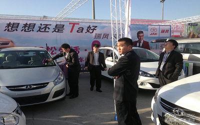 江淮汽车新乡3.15诚信车展完美收官