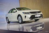 丰田改款凯美瑞国际版亮相莫斯科车展