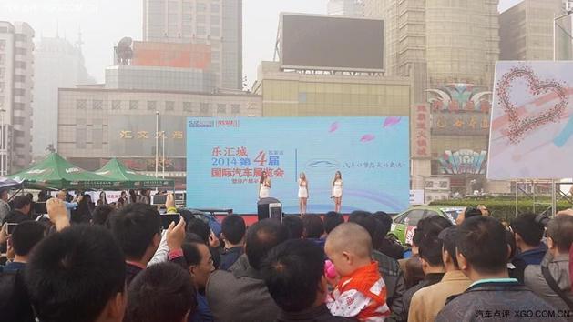 MINI解放广场车展落幕