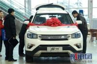"""2014威海冬季车展:自主品牌叫好又""""叫座"""""""