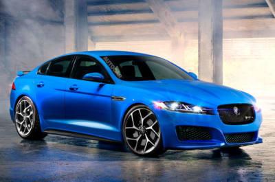 捷豹全新XF将亮相2015年纽约车展