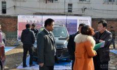 上海大众汽车,安福县车展全系感恩登场