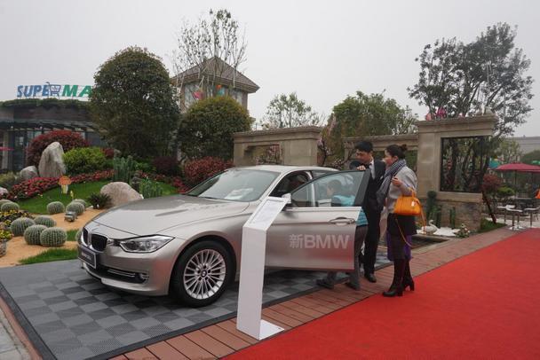 BMW 逐悦之旅-无为碧桂园站