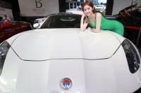 臨沂車展喜迎開門紅 一天賣了23臺豪車