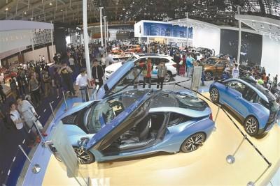 第十五届南京国际车展今日落幕
