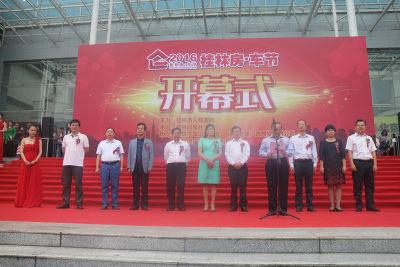 2016桂林房车节正式开展