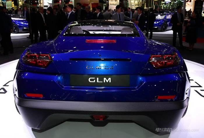 日本GLM G4纯电动超跑