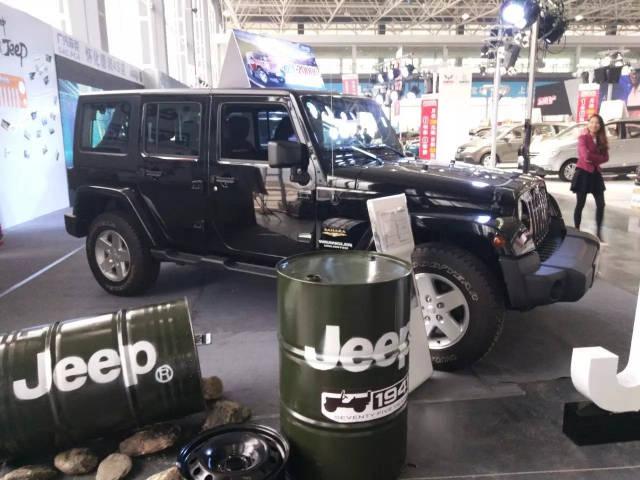 怀化车展Jeep