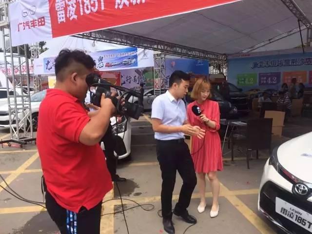 2017荊視夏季車展:杜女士買車記