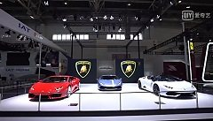 2016北京车展 :兰博基尼Maurizio Reggiani