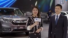 2017天津国际车展广汽本田展位