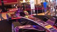 2017海南第一车展DS FE电动方程式赛车