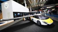 飞行汽车AeroMobil 4.0现身法兰克福车展