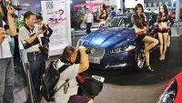 2017渭南申華(渭南鳥巢)五一國際車展攝影節開始啦