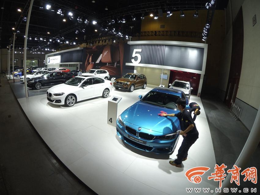 西安国际车展品牌云集 优惠升级 彰显西北车市实力