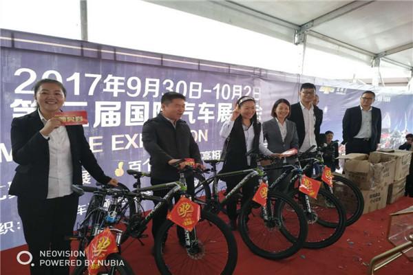 澧县湘西北第三届国际车展获得圆满成功
