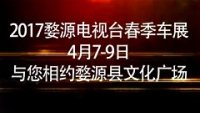 2017婺源电视台春季车展