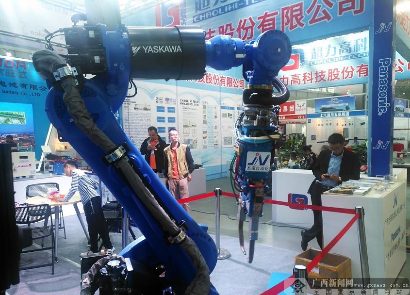 柳州汽博会成交金额9.48亿元