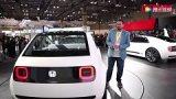 2017东京国际车展 本田Sport EV 概念车