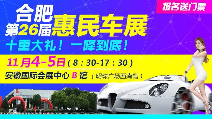 合肥惠民车展