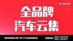 2017西双版纳第三届广电TV汽车博览会宣传片