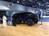 2017迪拜车展:广裕驻迪拜工作人员带你逛车展