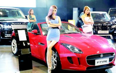 青岛冬季车展12月7日在国际会展中心举行