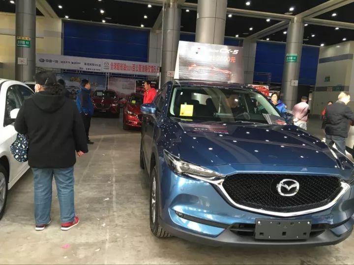 莱芜广电冬季车展在会展中心正式启幕