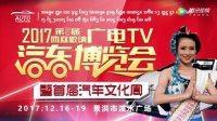 2017西双版纳第五届广电TV汽车博览会在景洪市泼水广场隆重举行!