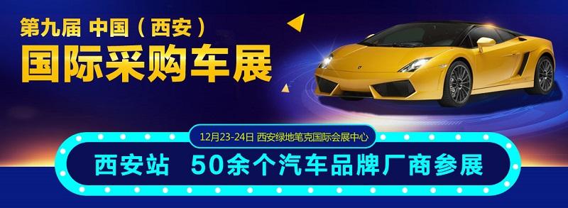 2017第九届中国(西安)国际采购车展