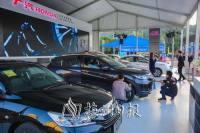 梅州第四届品牌汽车大联展今晚开幕 100多款车型参展