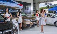 梅州品牌汽车大联展打造年度车盛宴
