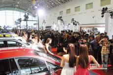 2018高雄车展国产车商让利拼人气