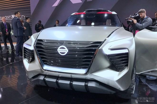 2018北美车展:日产