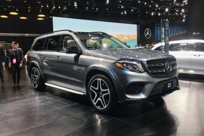 2018北美车展首发新车:奔驰GLS Grand Edition