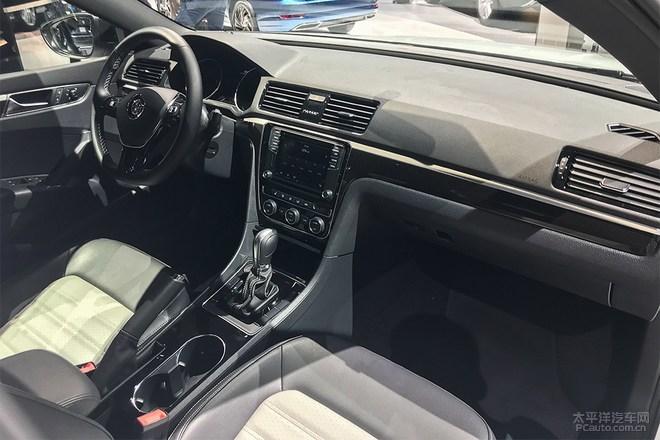 2018北美车展:大众Passat GT正式发布