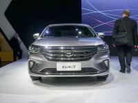 2018北美车展:广汽传祺GA4全球首发