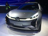 2018北美车展:广汽传祺Enverge概念车亮相