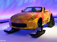 2018芝加哥车展:日产370Zki概念车正式发布