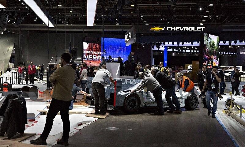 底特律车展拟调整至10月举办