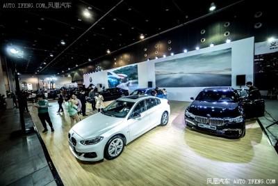 全新BMW5系亮相2018义乌春季国际车展