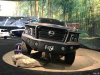 2018纽约车展:日产Titan官方套件版
