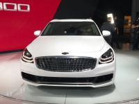 2018纽约车展:起亚全新K900正式亮相